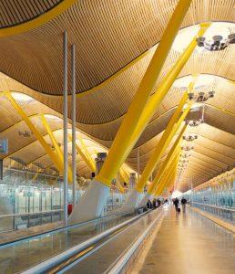Madrid-Barajas lufthavn